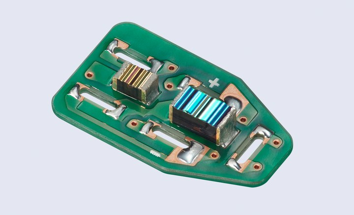Audio grade film capacitor