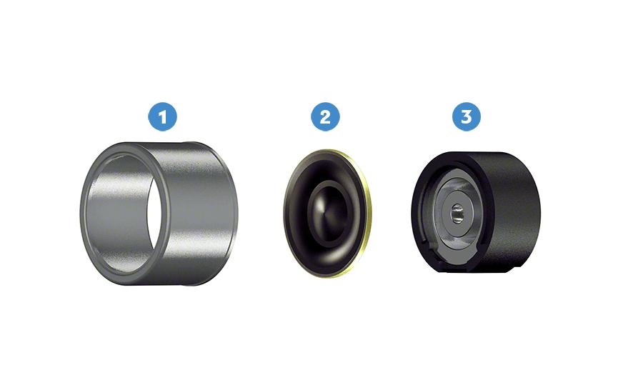Sony IER-Z1R 0.20-inch driver