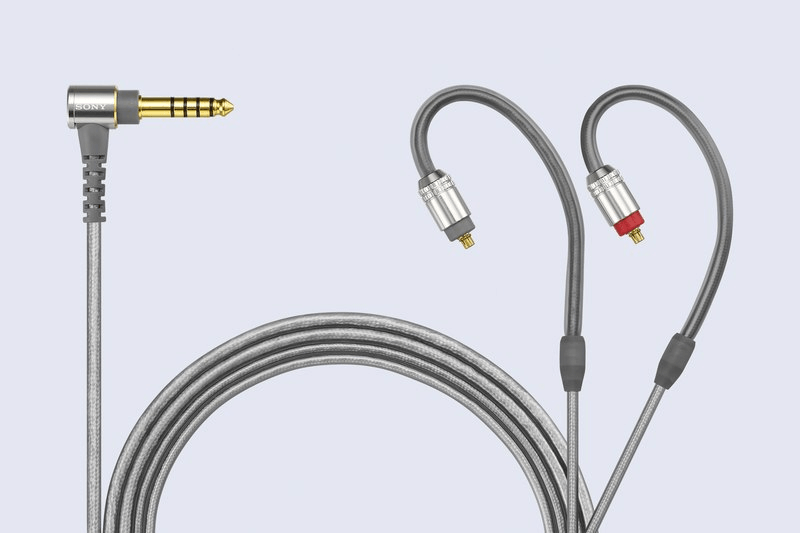Sony IER-Z1R stock cables