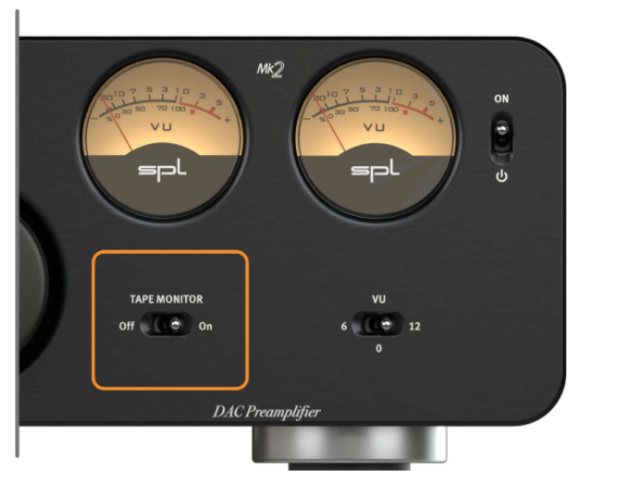 Director-MK2 Tape Monitor