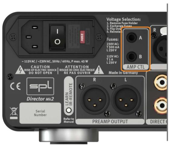 Director-MK2 AMP CTL