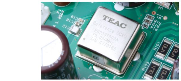 TEAC CG-10M-A Reference OCXO