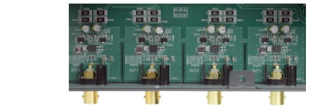 TEAC CG-10M Circuit Design