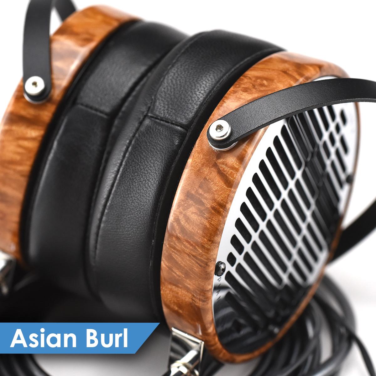 LCD-4 Asian Burl