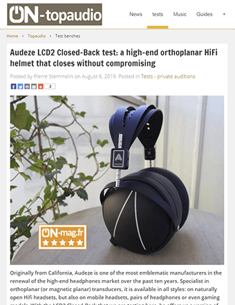 ON-topaudio Review