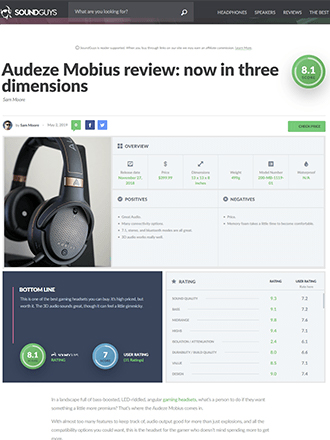 Sound Guys Review