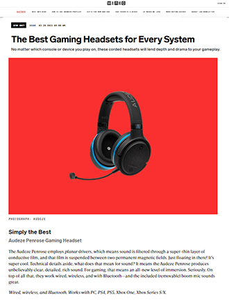 The Best Gaming Headsets for Every System