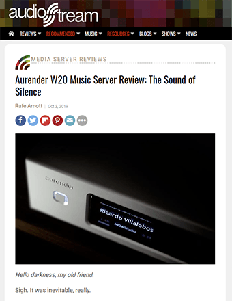 AudioStream Review