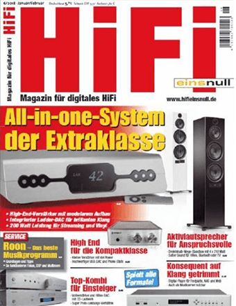 HiFi Magazin Review