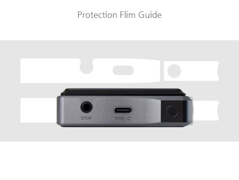 Dignis Felix protective film application guide