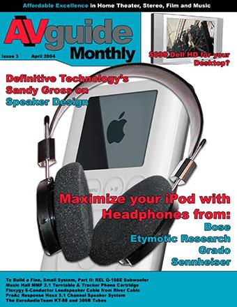 AV Guide Monthly Review