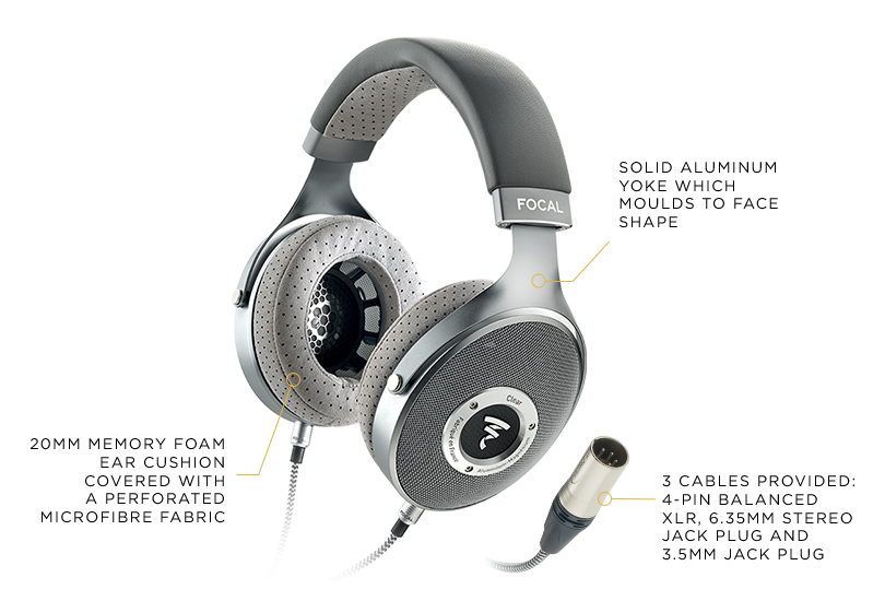 Focal Clear Specs