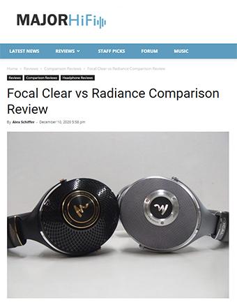 Major Hi-Fi Comparison