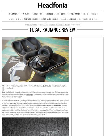 Headfonia Review