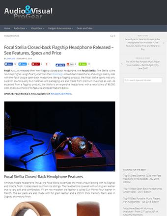 AV ProGear Review