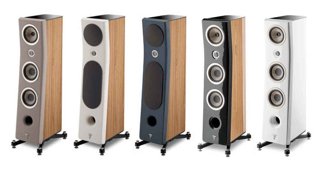 Focal Kanta loudspeaker available colors part two