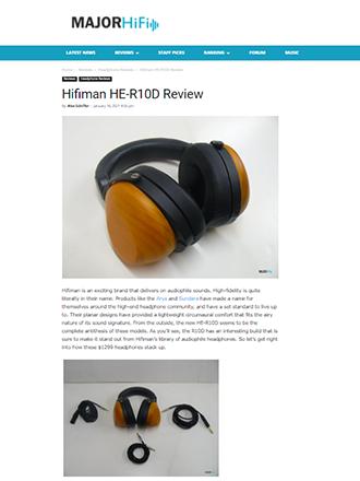 Major Hifi Review