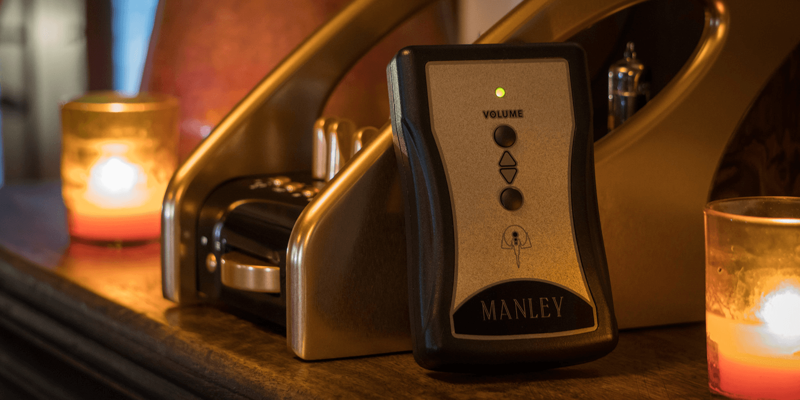 remote control for Manley Absolute amp