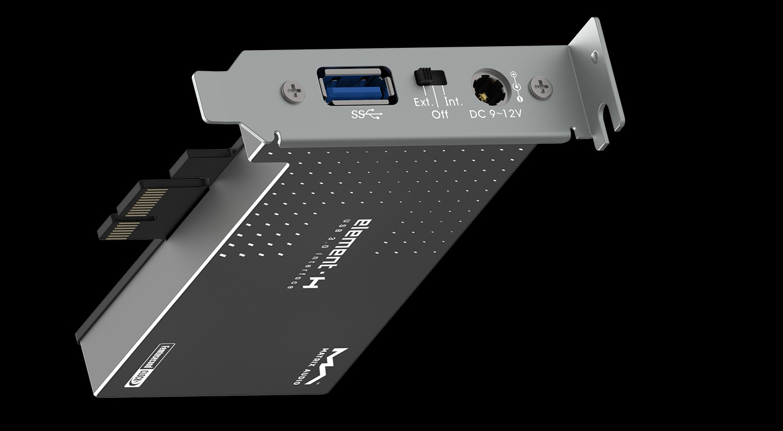 Matrix Audio element H USB Interface