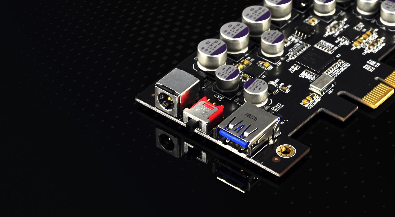 Matrix Audio element H circuit board