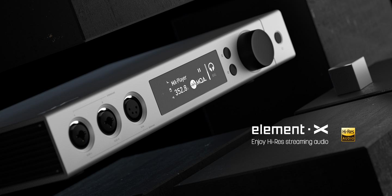 Matrix Audio element X music streamer
