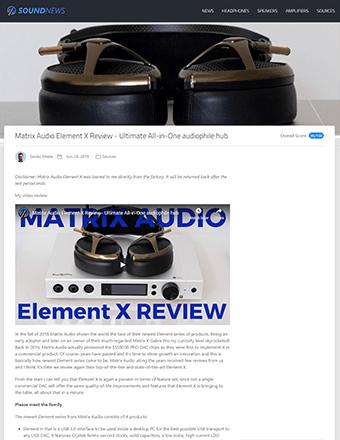 Sound News Review