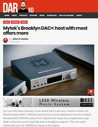 Darko Audio Review