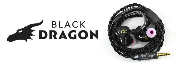 Black Dragon Cables logo