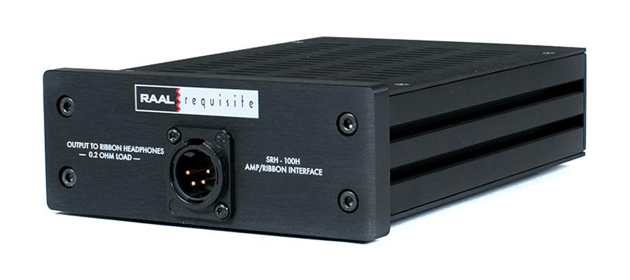 RAAL/Requisite Ribbon/Amplifier Interface Box