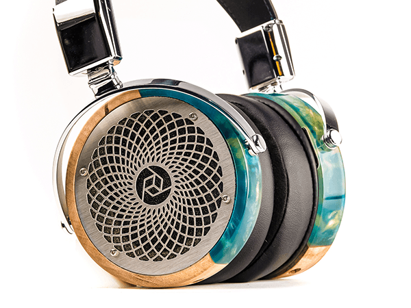 RAD-0 Beachwood Headphones
