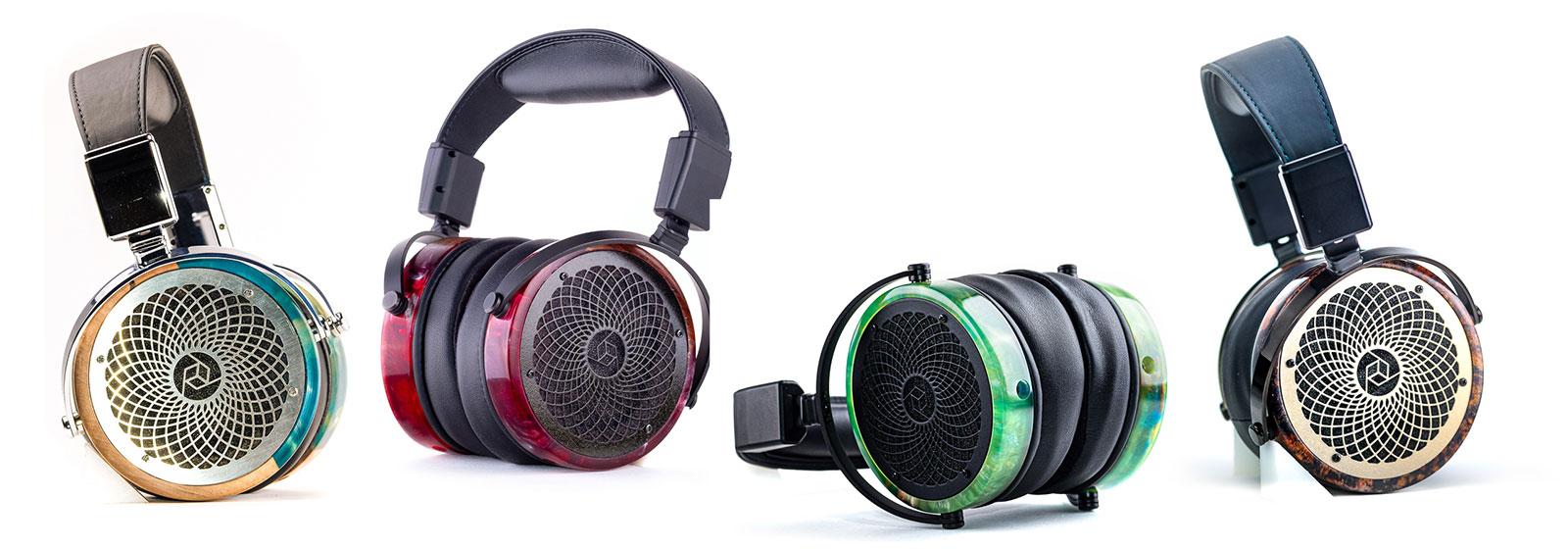Rosson RAD-0 headphone selection