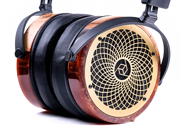 RAD-0 Amber Walnut Headphones