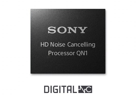 Sony wh1000X M4 HD Noise Chip
