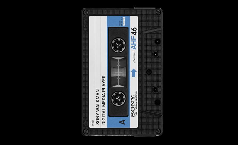 casette tape user interface design