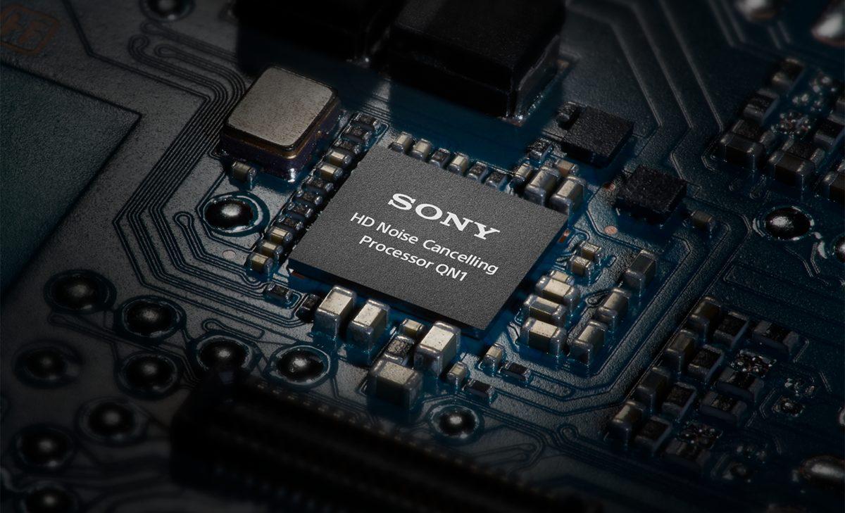 closeup of processor