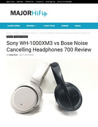 Major Hi-Fi Review