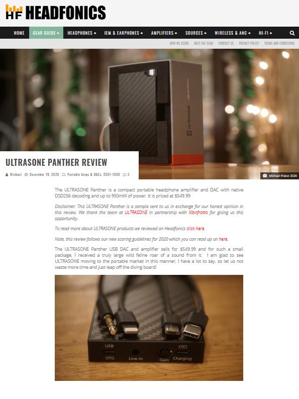 HF Headfonics Review