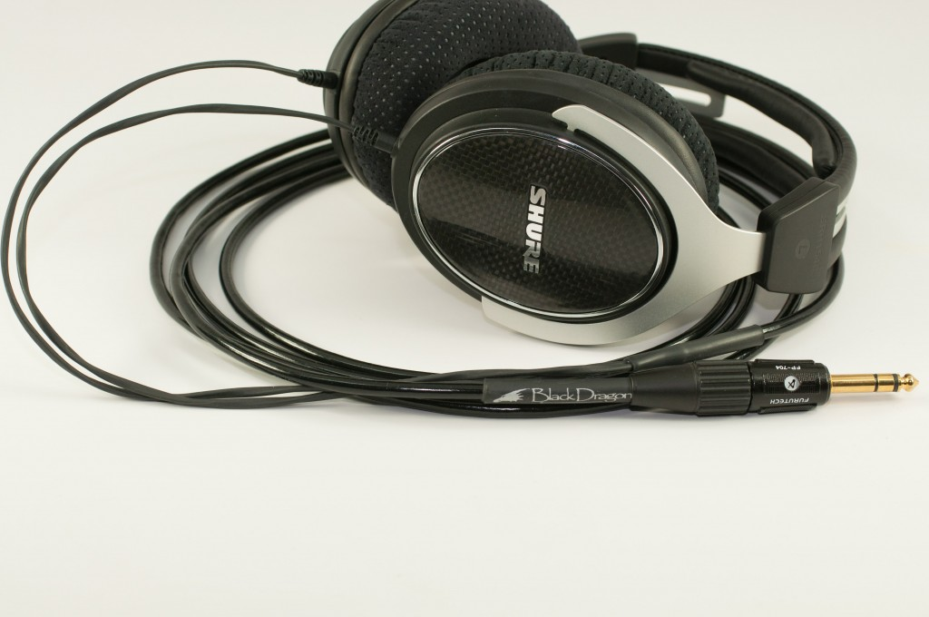 Shure_1540_with_black_dragon_v2_shure_headphone_cable (1 of 1)