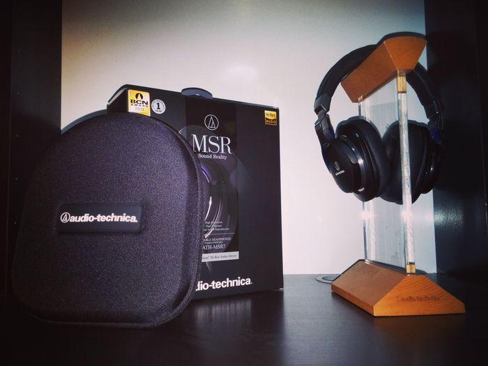 Hack Headphones Contest winner picture