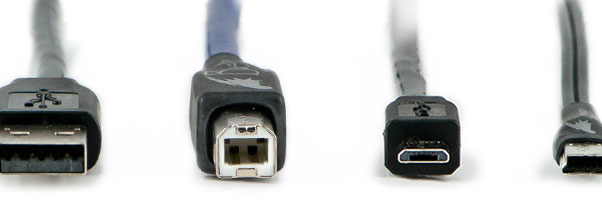 Dragon USB Cable Connection Options
