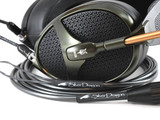 Meze Empyrean with Silver Dragon headphone cable