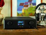 SparkoS Aries amplifier on shelf