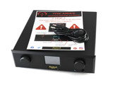 SparkoS Aries amplifier with included accessories