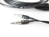 Silver Dragon Premium Cable for Focal Headphones (Elegia, Elear, Clear)