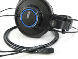 Black Dragon Headphone cable V2 for AKG k702 Headphones
