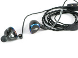 Black Dragon IEM headphone cable V2 for JH Audio IEMs