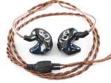 Bronze Dragon 2-pin IEM Cable with JH16 IEMs