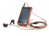 Bronze Dragon 2-pin IEM Cable with JH16 and Sony NW-WM1Z