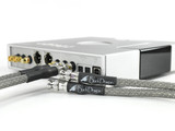 Chord Hugo TT 2 with Black Dragon Dual Coax Cables