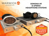 Warwick Acoustics Receives Editor's Choice Awards
